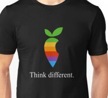 Zootopia Think different. Unisex T-Shirt