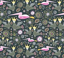 fabulous pattern  by Tanor