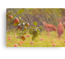 British Summer Time Canvas Print