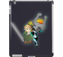 Legend of Zelda - Twilight Princess - Link & Midna iPad Case/Skin