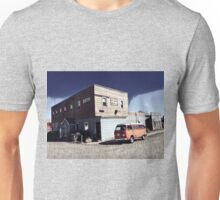 Retro Bus Hotel Volkswagen Vintage Westfalia VW Unisex T-Shirt