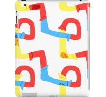 Hamster tube fun time iPad Case/Skin