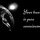 YOUR TRUE NATURE IS PURE CONSCIOUSNESS by ARTito