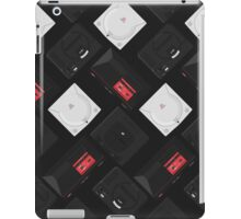 Sega (black) iPad Case/Skin