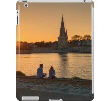 Twilight Zone, La Rochelle, France iPad Case/Skin