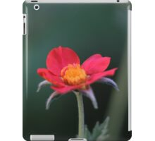 A crown amidst blood iPad Case/Skin