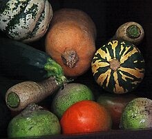 Vegetables by Ruth Durose