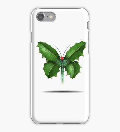 Holly Butterfly iPhone Case/Skin