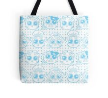 The Cats Go to Work Tote Bag