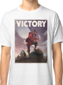 TF2 - Victory Poster/shirt Classic T-Shirt