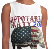 Hippotarian Party 2016 Contrast Tank
