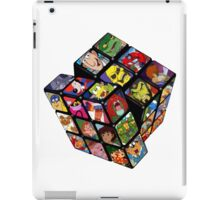 80s Cartoons iPad Case/Skin