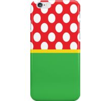 Retro and Girly Dots iPhone Case/Skin