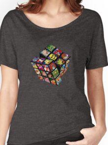 80s Cartoons Women's Relaxed Fit T-Shirt