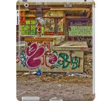 Camp 30 iPad Case/Skin