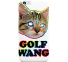 odd future cat  iPhone Case/Skin