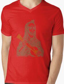 Halloween Minstrell Mens V-Neck T-Shirt