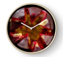 Passion Fruit Clock