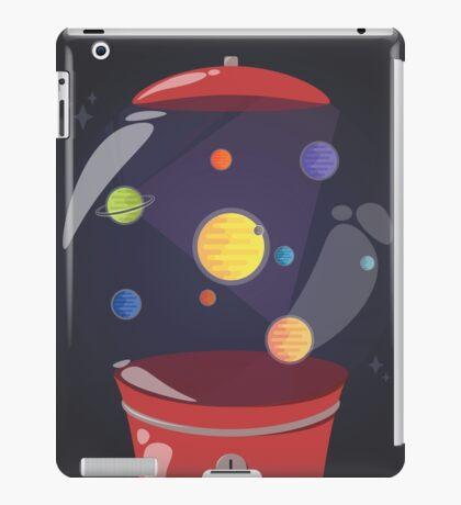 Gumball Machine In Space iPad Case/Skin