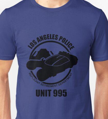 Blade Runner Unit 995 Replicant Hunters Unisex T-Shirt