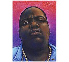 Biggie Smalls Hip Hop Portrait Photographic Print