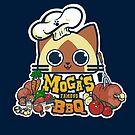 MOGA'S FAMOUS BBQ by coinbox tees