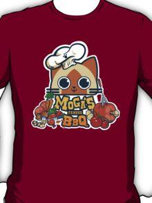 MOGA'S FAMOUS BBQ T-Shirt