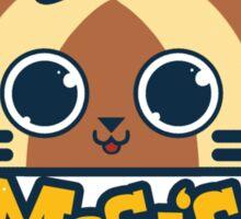 MOGA'S FAMOUS BBQ Sticker