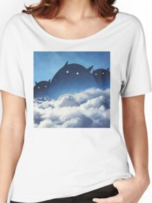Beyond the Clouds Women's Relaxed Fit T-Shirt