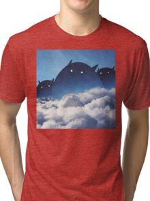 Beyond the Clouds Tri-blend T-Shirt