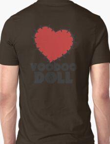 VIXX - voodoo doll heart Unisex T-Shirt