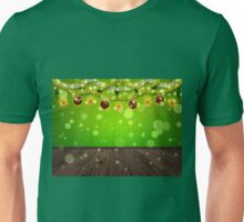 Christmas interior Unisex T-Shirt