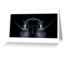 Insectoid Eyes Greeting Card