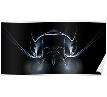 Insectoid Eyes Poster
