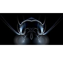 Insectoid Eyes Photographic Print
