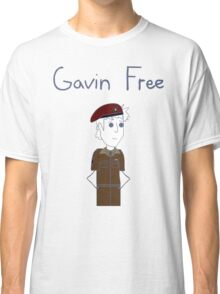 The Red Beret Brit Classic T-Shirt