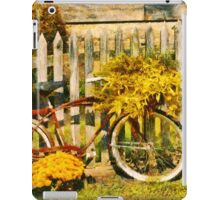 Bike - Zoar, OH - The ride is never over iPad Case/Skin