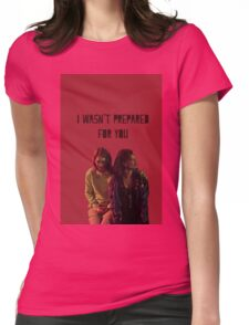 San Junipero Womens Fitted T-Shirt