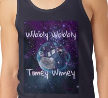 Wibbly Wobbly Tank Top