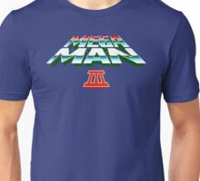 Mega Man 3 (NES) Unisex T-Shirt