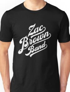 Zac Brown Band Logo Unisex T-Shirt