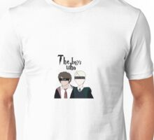 The boys who lived and had no choice Unisex T-Shirt