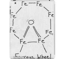 science jokes iPad Case/Skin