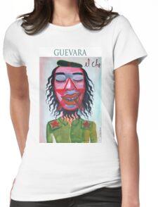 El Che por Diego Manuel. Womens Fitted T-Shirt