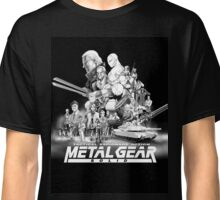 METAL GEAR SOLID 1.0 Classic T-Shirt