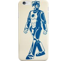 Cybermen iPhone Case/Skin