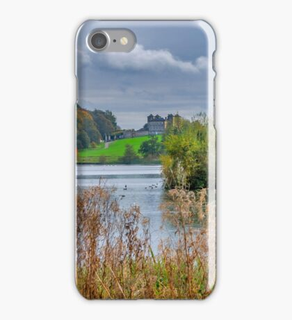 Great Lake Castle Howard iPhone Case/Skin