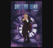 Crouching Capaldi by zenjamin