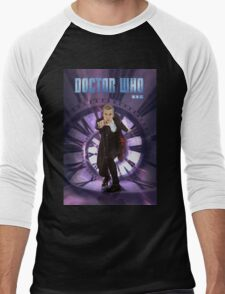 Crouching Capaldi Men's Baseball ¾ T-Shirt