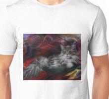 Bowl Of More Fur - By John Robert Beck Unisex T-Shirt